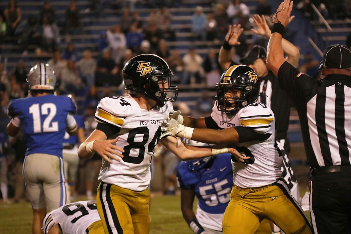 Fort Payne tangles with longtime rival Scottsboro