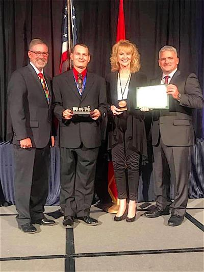 Marine Toys for Tots of DeKalb County named Campaign of the Year, Coordinator of the Year