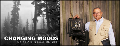 Changing Moods: Dersham's new book showcases six decades of photography