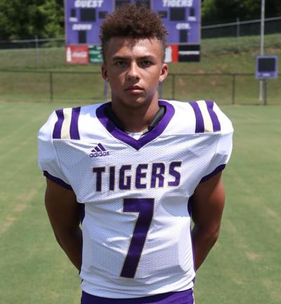 Burt named T-J Player of the Week after 4-TD performance