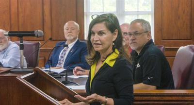 Malcolm selected for water board; Council hears update from director of Manitou Cave