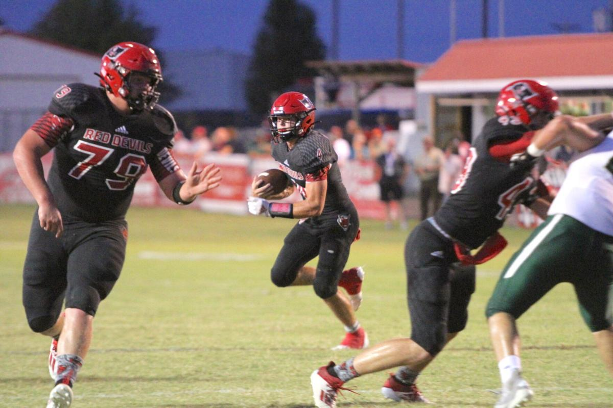 Benefield gets 300th coaching win as Fyffe beats Sylvania
