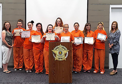 NACC Adult Education partners with sheriff's office for inmate Ready to Work program