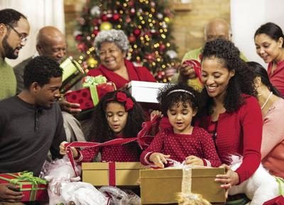 Gadgets as gifts for entire family