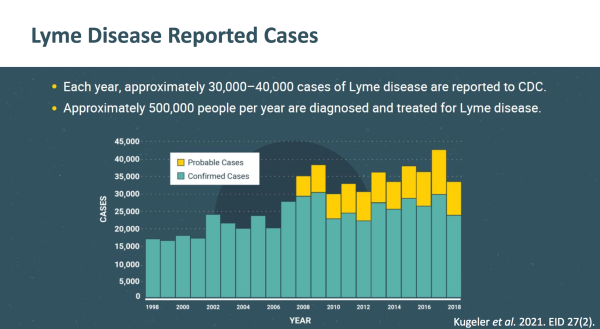 Local teen's battle with Lyme disease