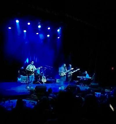 Swap Music, a tribute to Lynyrd Skynyrd at DeKalb Theatre