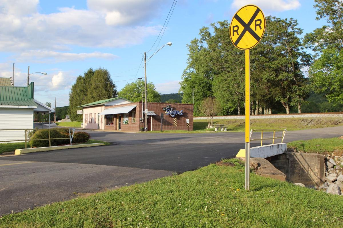 Local industry aids in repairs to downtown Valley Head bridge