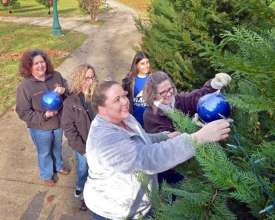 Candy Cane Lane returns to Alabama Walking Park