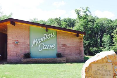 Dedication to honor Manitou Cave of Alabama's new certification, 200th anniversary of Sequoyah's syllabary