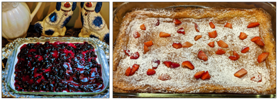 Colorful recipes for the 4th of July