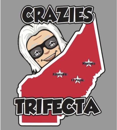 Crazies Trifecta coming March 13-15 in three cities