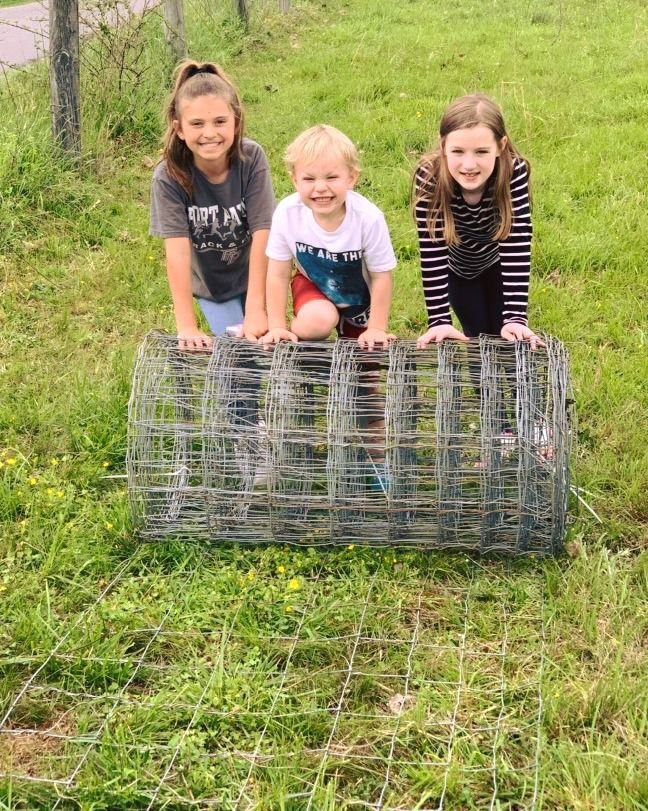 Fort Payne Pediatrics starts community garden with goal of 30,000 lbs of produce