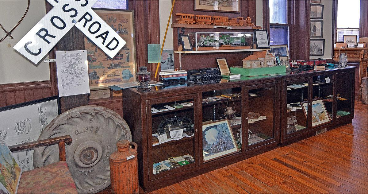 Fort Payne Depot Museum adds several new enhancements