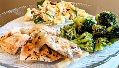 Quick and easy weekday meal