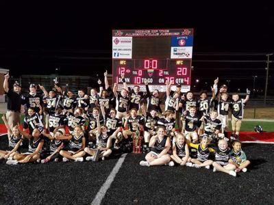 Young 'Cats come back to win Super Bowl