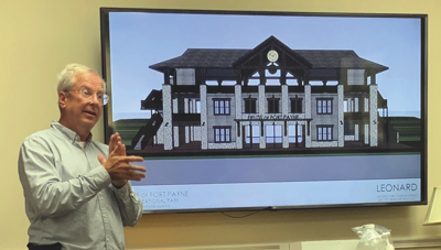 City moves forward with new complex