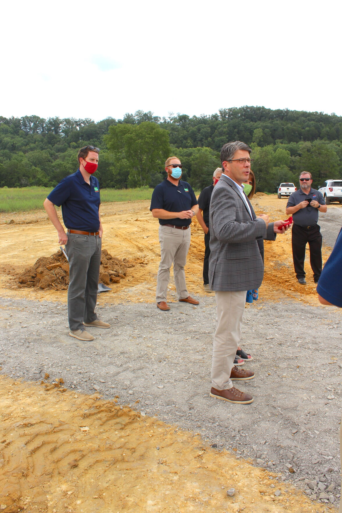 Kudzu Millwork breaks ground on 40,000 square foot facility in Fort Payne