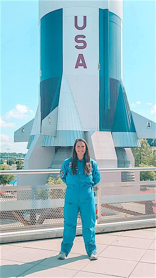 Fyffe teacher completes Space Academy