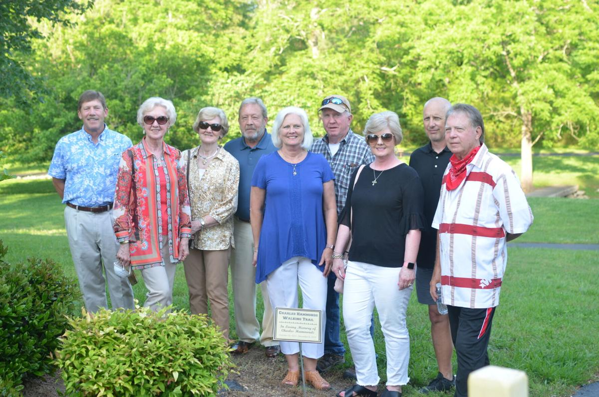 Hammondville dedicates walking trail to Charles Hammonds