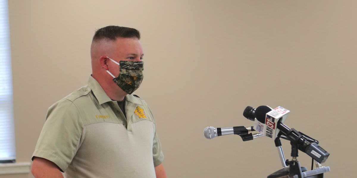 Officials encourage masks, social distancing amid rise in COVID-19