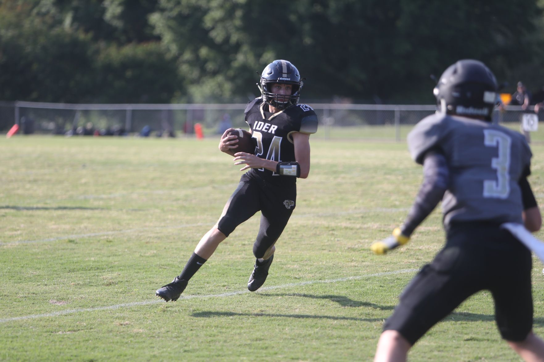 Hornets, Bulldogs win on last day of county spring football jamboree