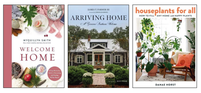 New book releases ideal for decorating