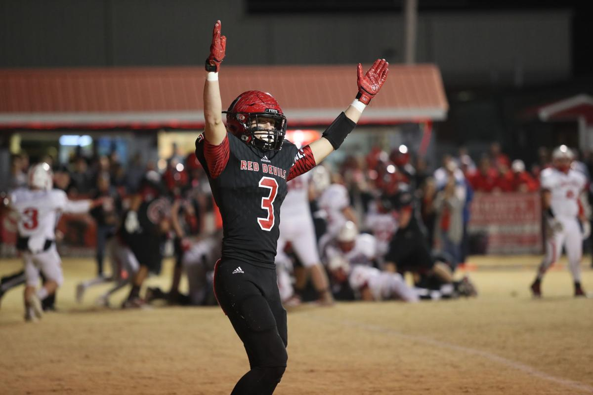 Red Devils blank Panthers, return to 2A state final