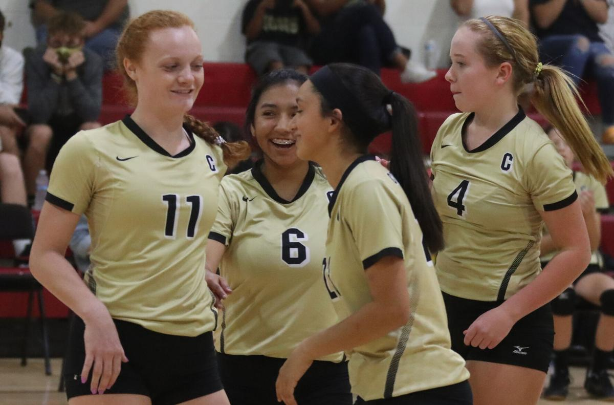 Crossville sweeps Collinsville in intracounty match