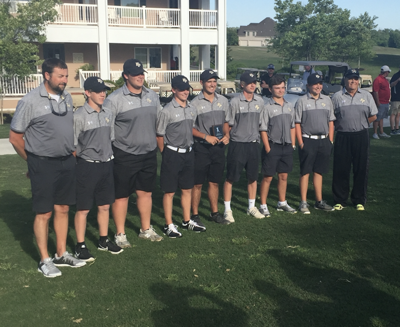 Wildcats golfers advance to Sub-State