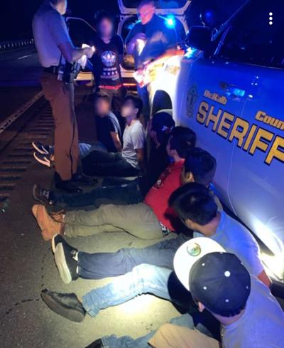 Illegal immigrants arrested in human trafficking operation on I-59