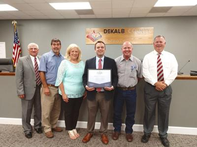 County schools receive first-time District Accreditation