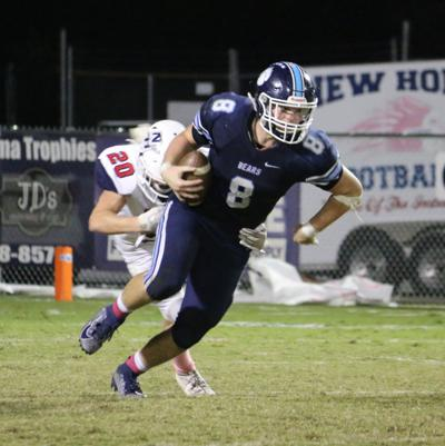 Bears keep playoff hopes alive with 39-31 win over New Hope
