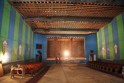 Cricket Theatre