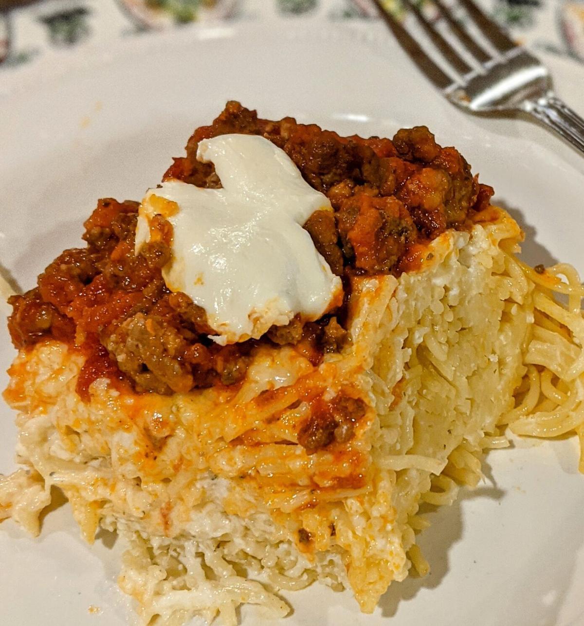 baked spaghetti 2