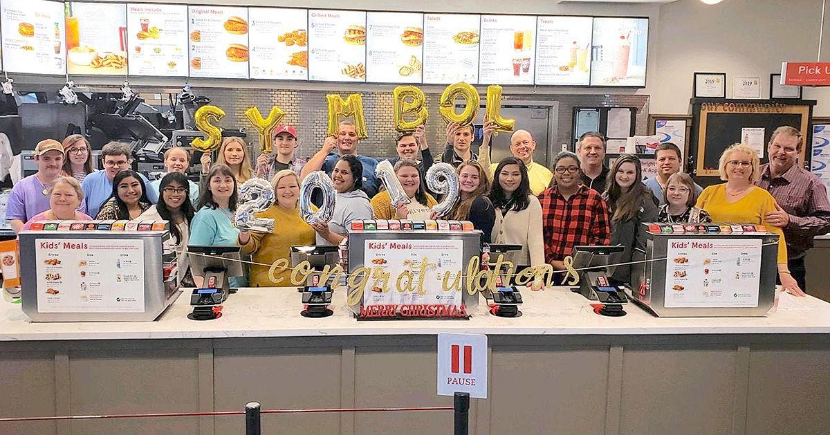 Fort Payne Chick-fil-A achieves top award