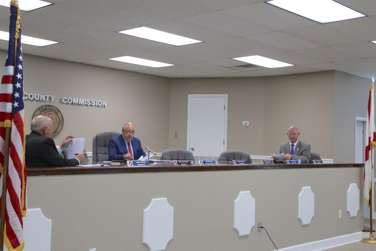Commission approves purchase of new property