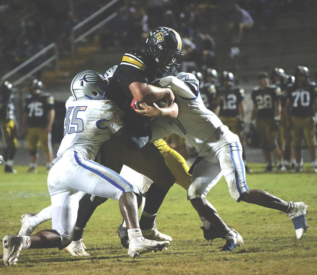 Fort Payne pulls away from Etowah with late scores