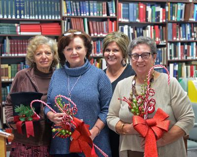 Library accepting groups for Candy Cane Lane