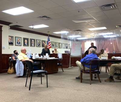 Fort Payne reviews needs ahead of transition