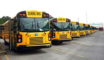 Fort Payne buys two new school buses