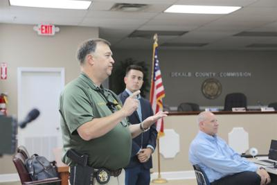 Sheriff's Office hosts demonstration of proposed countywide dispatch software