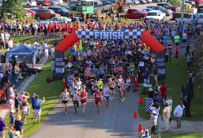 'The Best Small Race in America' welcomes runners next week