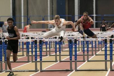 'Cats sprint past competition at state indoor meet