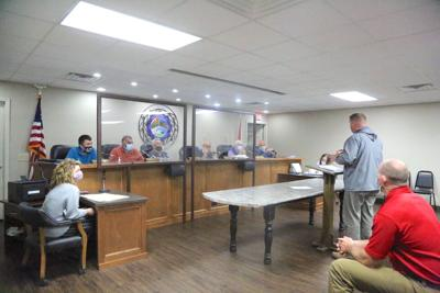 Council talks road upgrades, renovations to police department