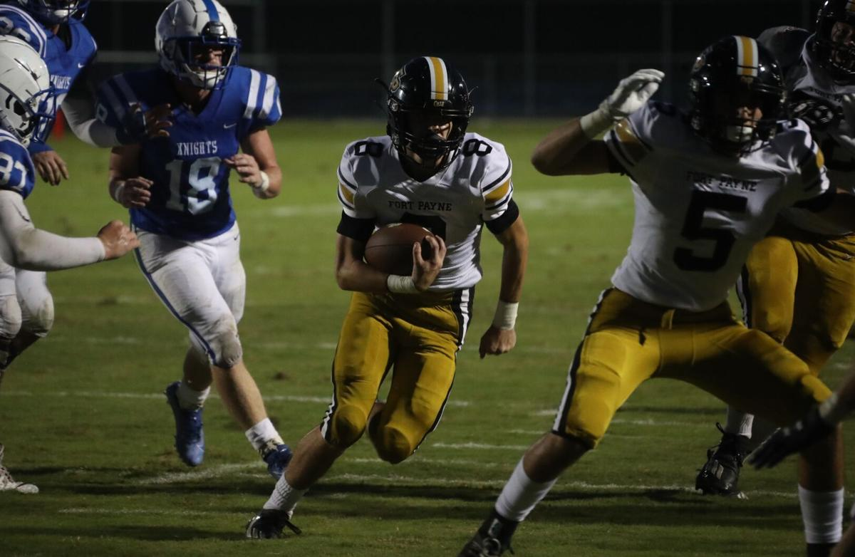 Fort Payne resumes series with Springville