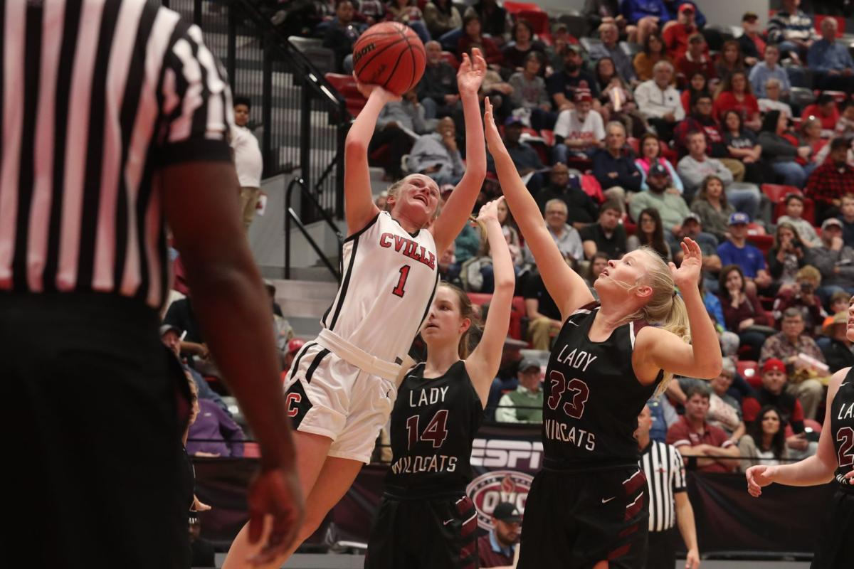 Collinsville girls must get past G.W. Long to reach 2A title game