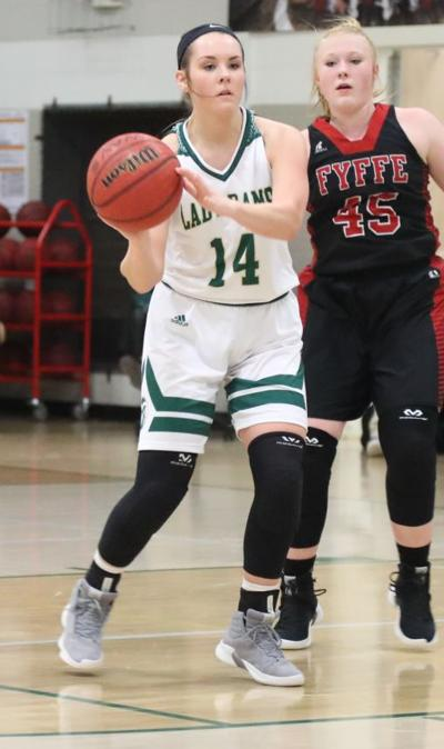 Lady Rams rally comes up short in sub-regional round