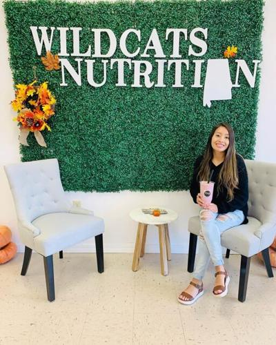 Healthier option beverages offered at local business