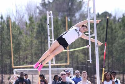 Lady 'Cats place 2nd at opening meet