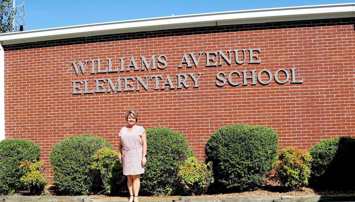 Jenny List named  Williams Avenue principal